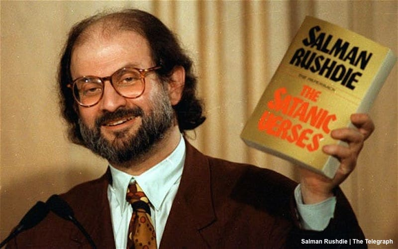 Salman Rushdie   The Telegraph