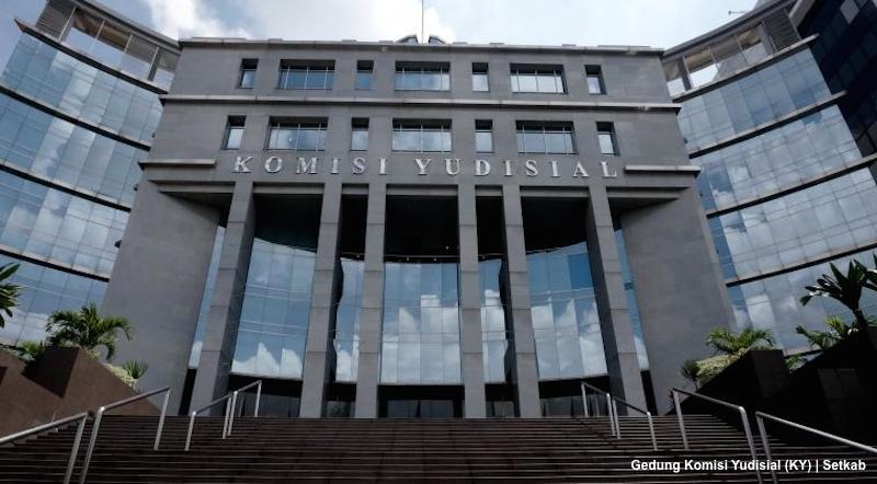 Gedung Komisi Yudisial (KY) | Setkab